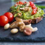 Avokádový toast s gorgonzolou